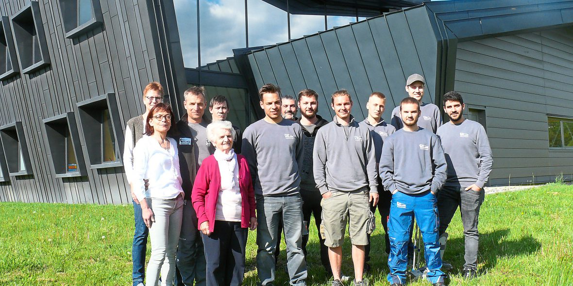 Flaschnerei Klink Team